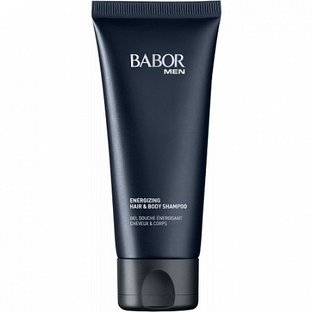 Шампунь Energizing Hair s Body Shampoo MEN Babor Германия 200 мл(р) — фото №1