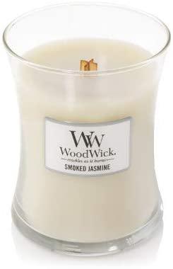 Свеча Medium Smoked Jasmine Wood Wick Англия 275 г(р) — фото №1