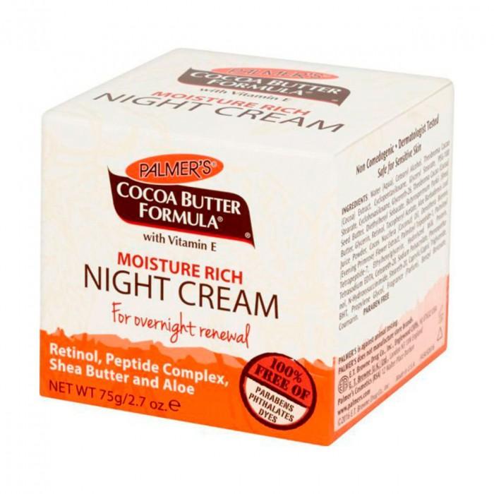 Ночной питательный крем для лица 50 мл Palmer's — фото №3