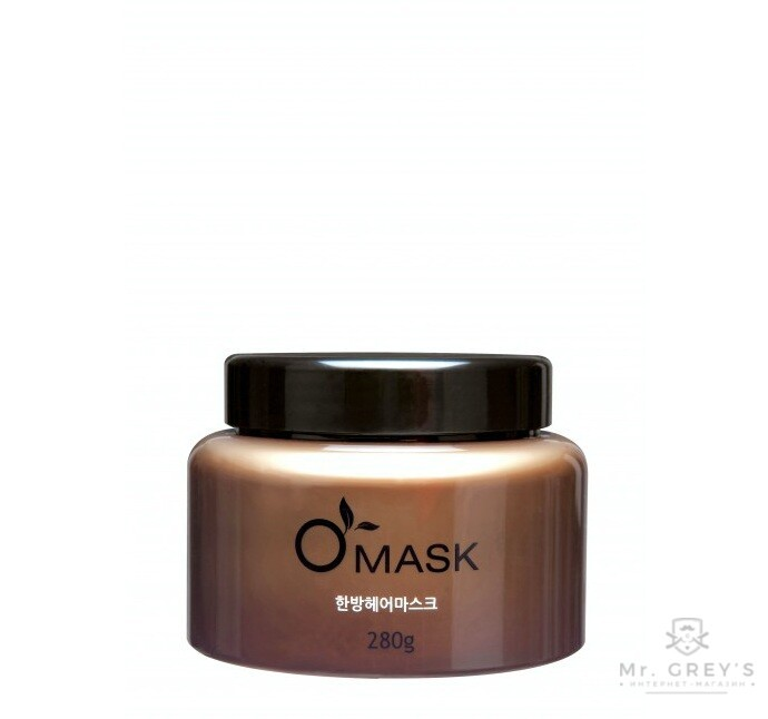 Маска для поврежденных волос Moran Корея 280 гр(р) — фото №1