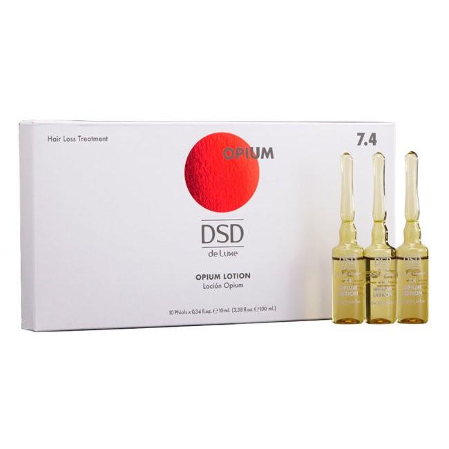 Лосьон 7.4 для снижения выпадения и стимуляции роста волос DSD Испания — фото №1