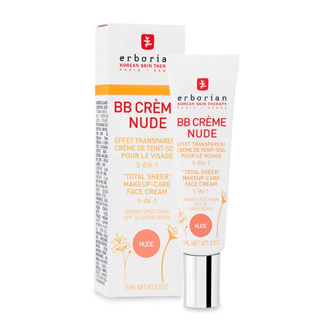 Крем BB Cream Nude Erborian Корея 45 мл(р) — фото №2