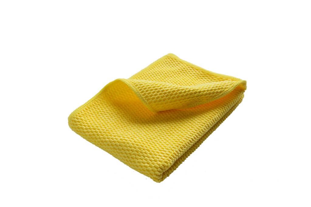 Кухонное полотенце желтое GreenWay Украина — фото №1