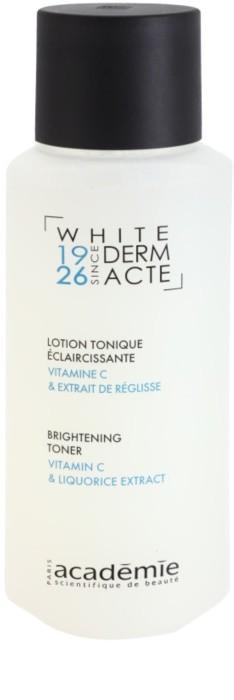 Тоник осветляющий с витамином С Academie Франция 250 мл(р) — фото №1