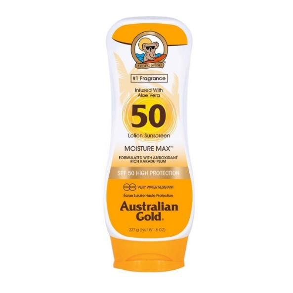 Защитный крем для для тела с spf 50 Australian Gold USA — фото №1