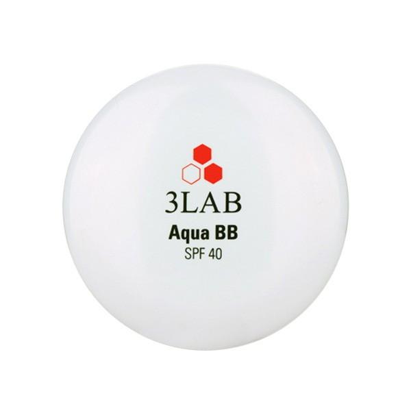 Компактный крем-кушон №1 Aqua BB SPF40 3 Lab USA 14 мл(р) — фото №1