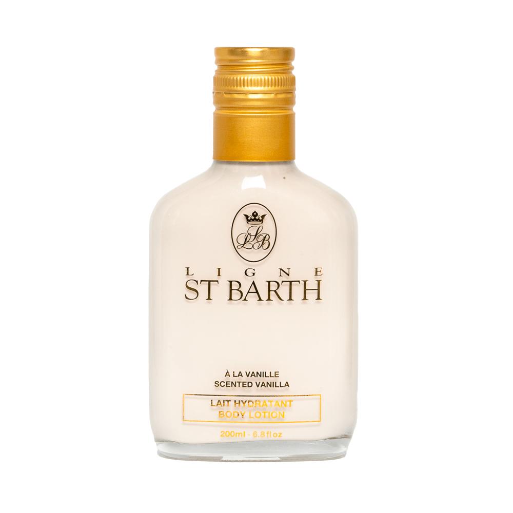Лосьон для тела с ароматом ванили St Barth Франция 200 мл(р) — фото №1