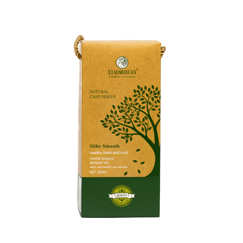 Маска Чайное дерево New Collagen Xiaomoxuan Россия 550 мл(р) — фото №1