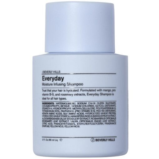 Ежедневный увлажняющий шампунь Every Day Moisture Infusing Shampoo J Beverly Hills USA 85 мл(р) — фото №1