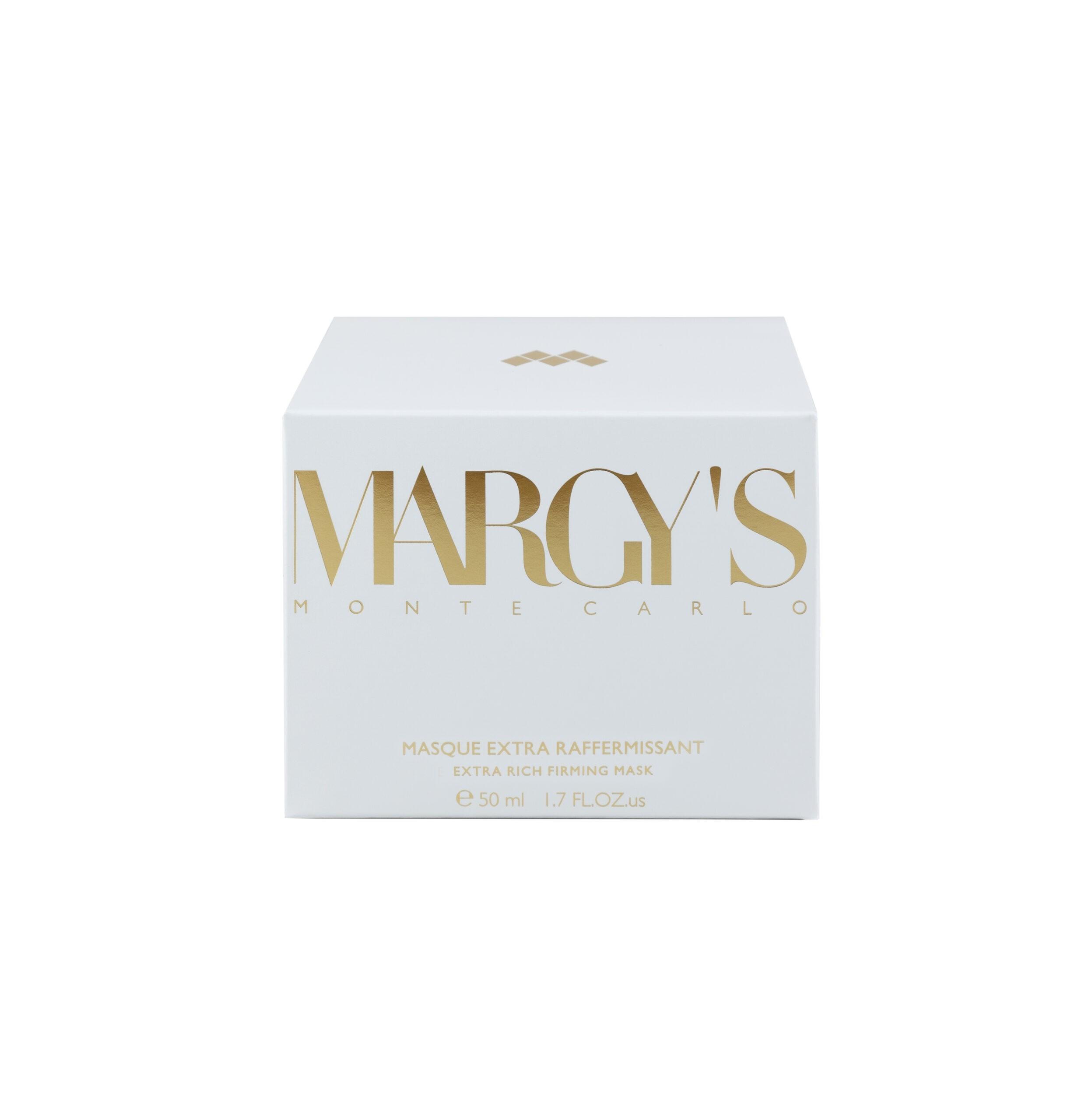 Интенсивная питательно-укрепляющая маска Extra Rich Firming Mask Margy's Монако 50 мл(р) — фото №3