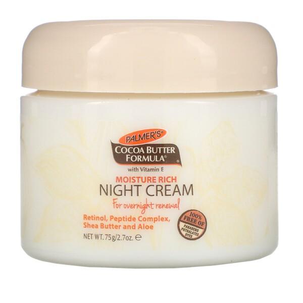 Ночной питательный крем для лица 50 мл Palmer's — фото №1