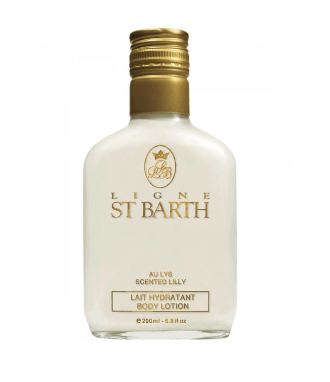 Лосьон с ароматом Лилии St Barth Франция 200 мл(р) — фото №1