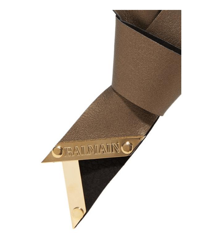 Лента бронза 1721 Balmain Франция — фото №1