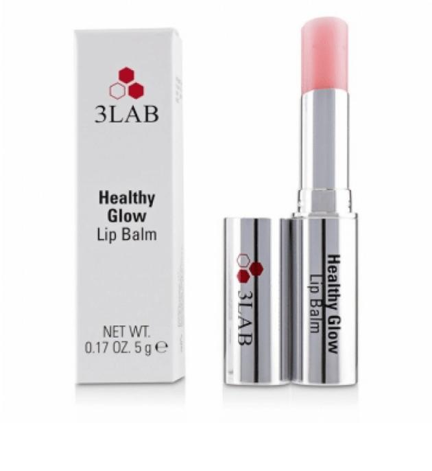 Бальзам для губ с эффектом объема Healthy Glow Lip Balm 3 Lab USA 15 мл(р) — фото №1