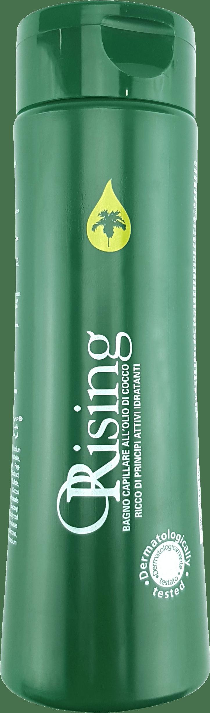 Шампунь с маслом кокоса ORising Италия — фото №1
