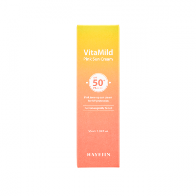 VitaMild Daild Sun Milk SPF50+ солнцезащитное молочко HAYEJIN Корея — фото №3