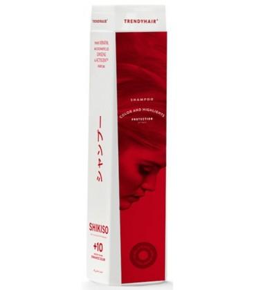 Шампунь для окрашенных волос Bait Shikiso Keratin TRENDYHAIR Италия 300 мл(р) — фото №1