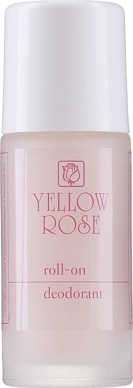 Дезодорант Pink Yellow Rose Греция 50 мл(р) — фото №1