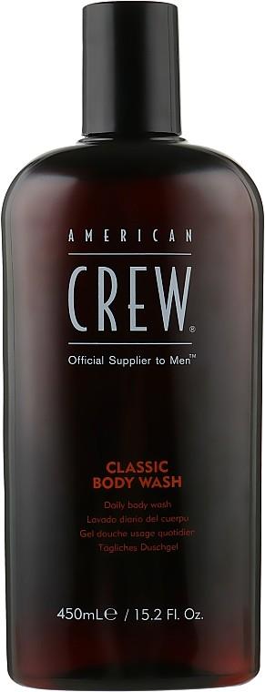 Гель для душа Classic Body Wash CREW USA 450 мл(р) — фото №1
