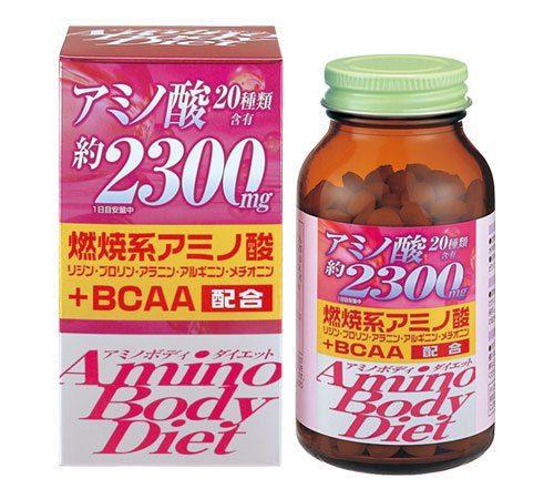 Биодобавка Amino Body Diet Япония 1 уп(р) — фото №1