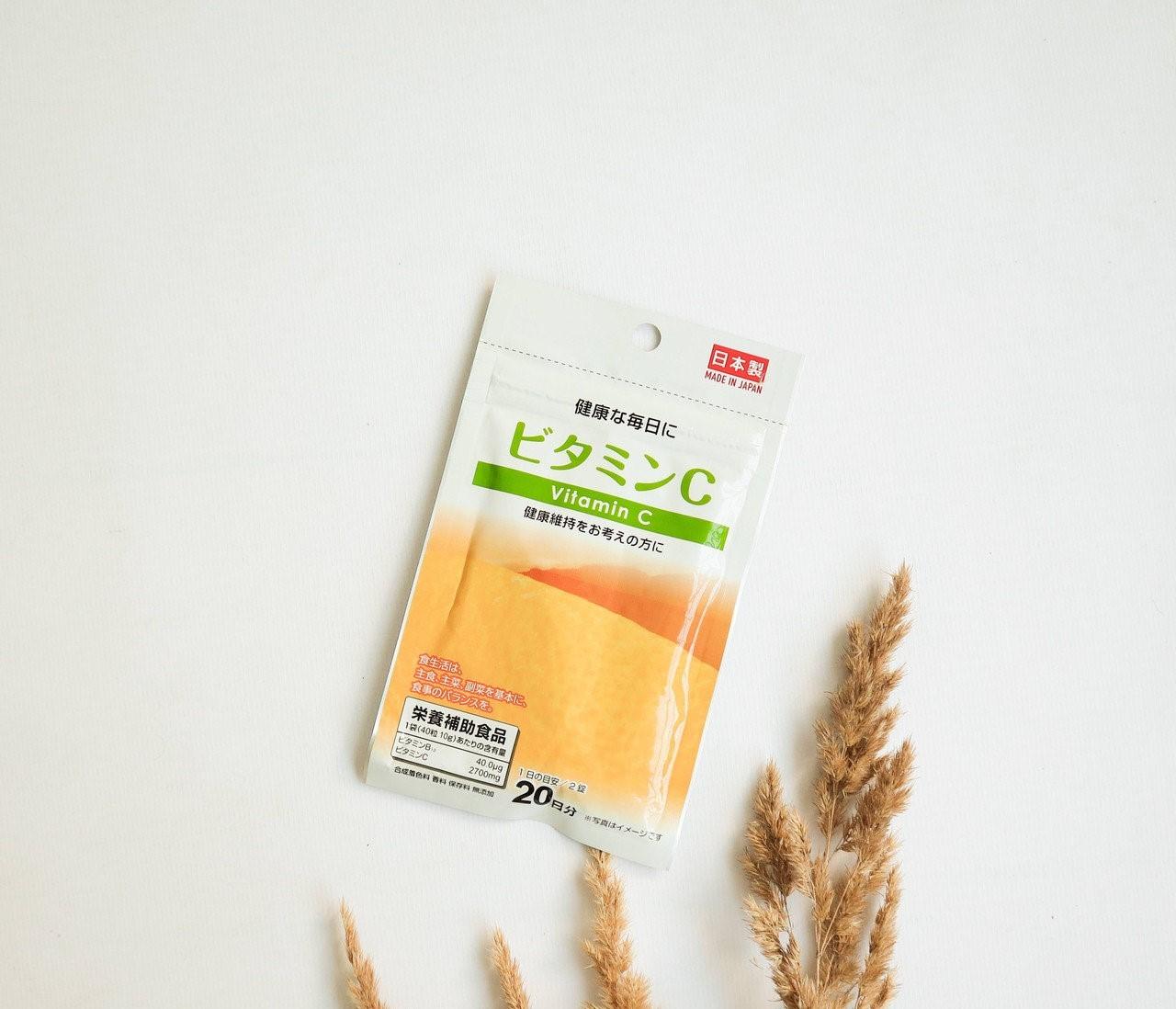 Витамин С японский Япония 1 уп(р) — фото №1
