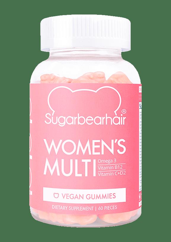 Витамины Women's Multi SugarBear USA — фото №1
