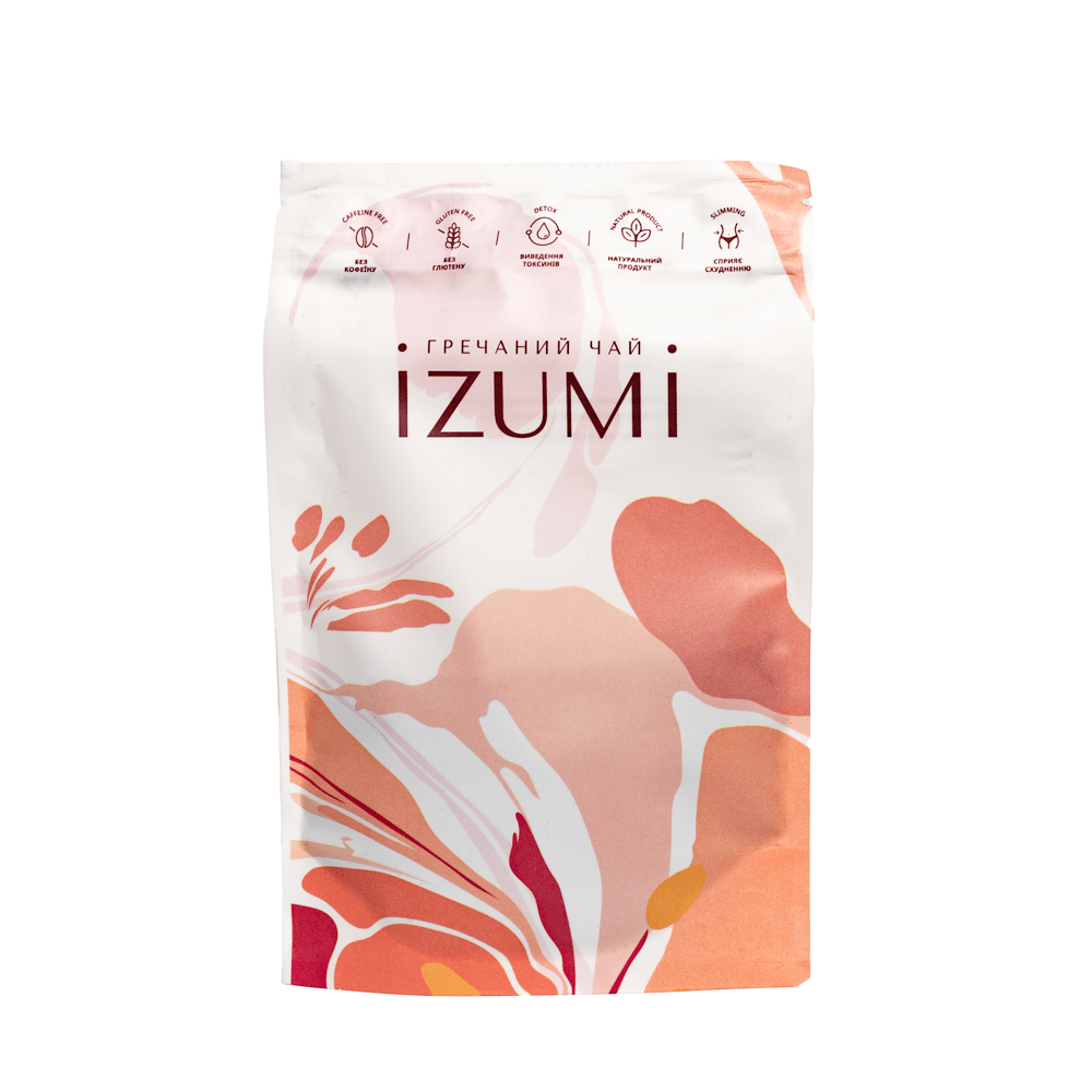 Гречишный чай Izumi Украина 1 уп(р) — фото №1