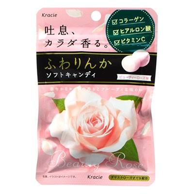 Конфеты жевательные Роза Япония 1 уп(р) — фото №1