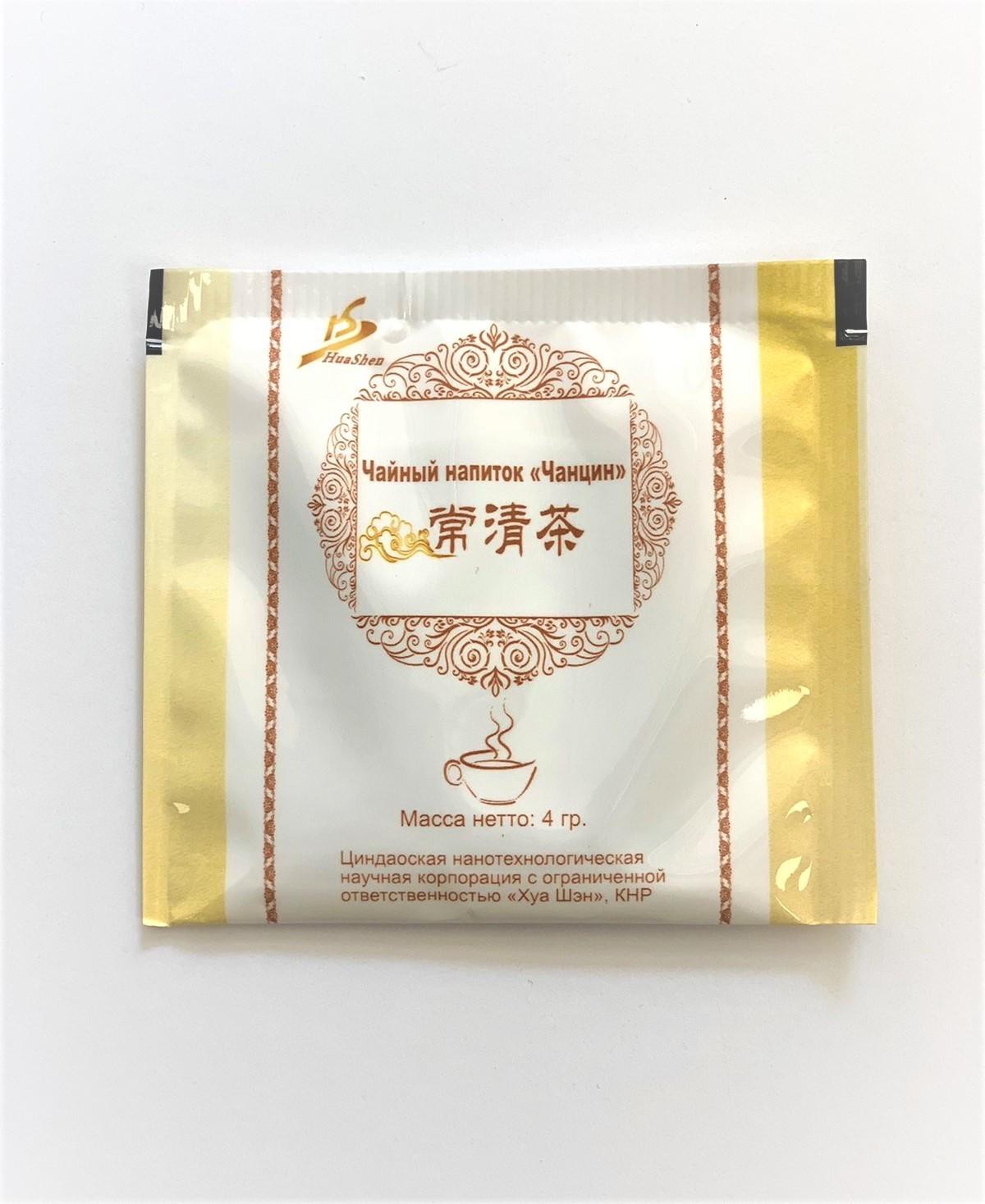"""Чайный напиток """"Чанцин"""" для похудения Япония — фото №1"""