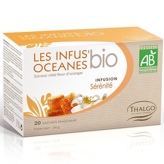 Чай Расслабление Thalgo Франция — фото №1
