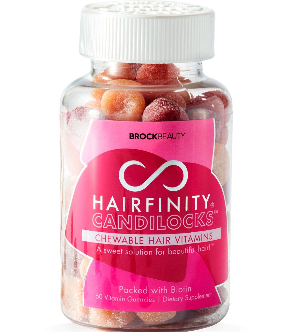 Витамины жевательные Hair Finity USA — фото №1