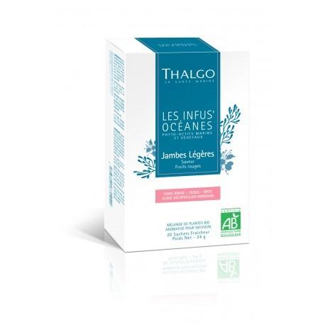 """Чай """"Легкость ног"""" Thalgo Франция — фото №1"""
