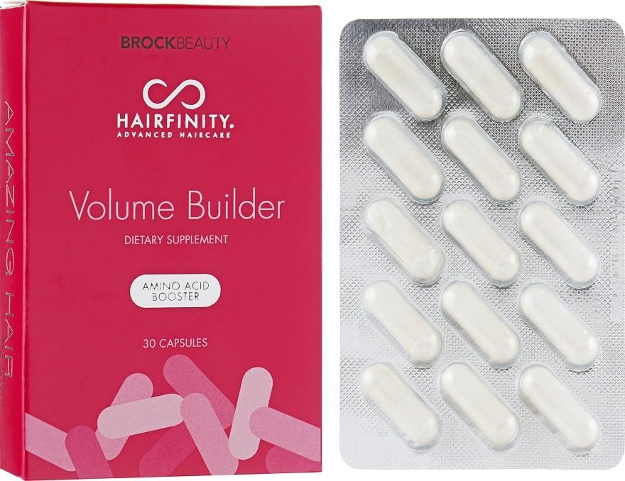 Витамины Builder Hair Finity USA — фото №1