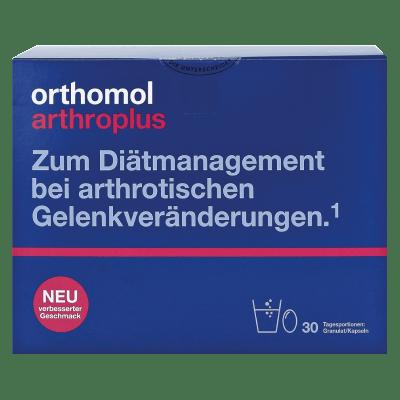 Витамины Arthro Pluse Orthomol Германия — фото №1
