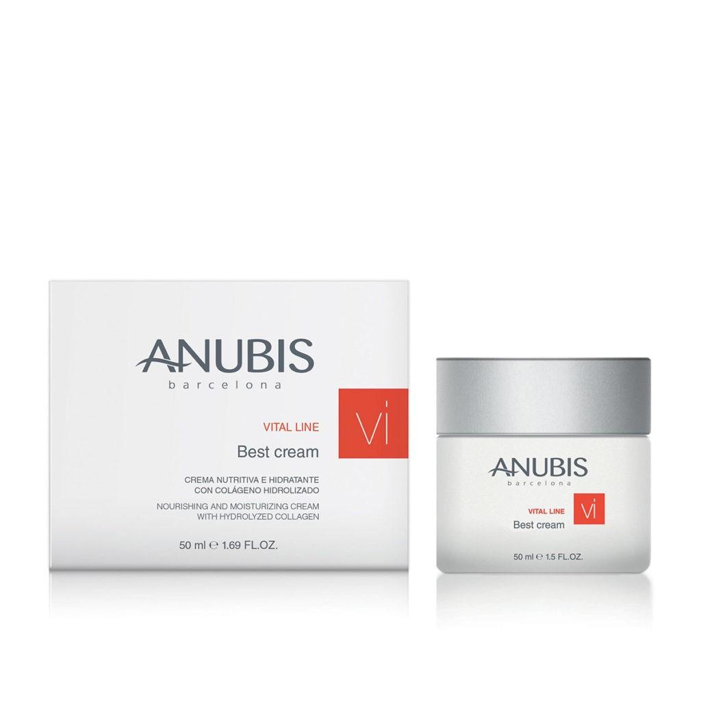 Крем Vital Line Best Cream  50 мл ANUBIS Испания — фото №1