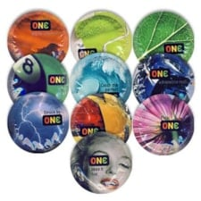 Презерватив Classic ONE Condoms USA 1 шт(р) — фото №1