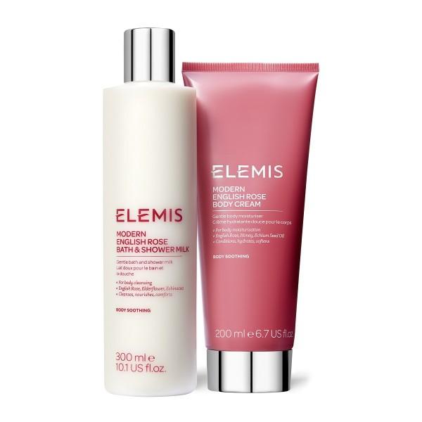 Modern English Rose Body Duo Elemis Англия — фото №1