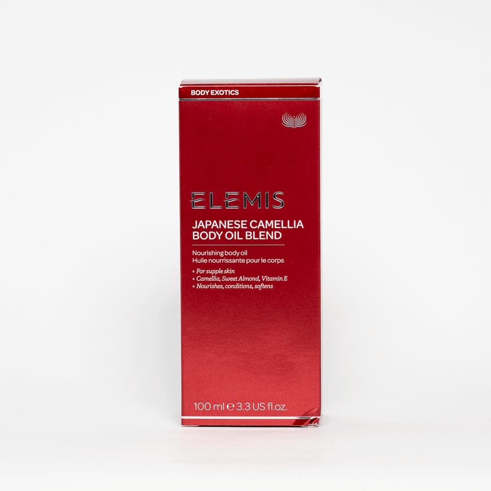 Регенерирующее масло Japanese Camellia 100 мл Elemis Англия — фото №2