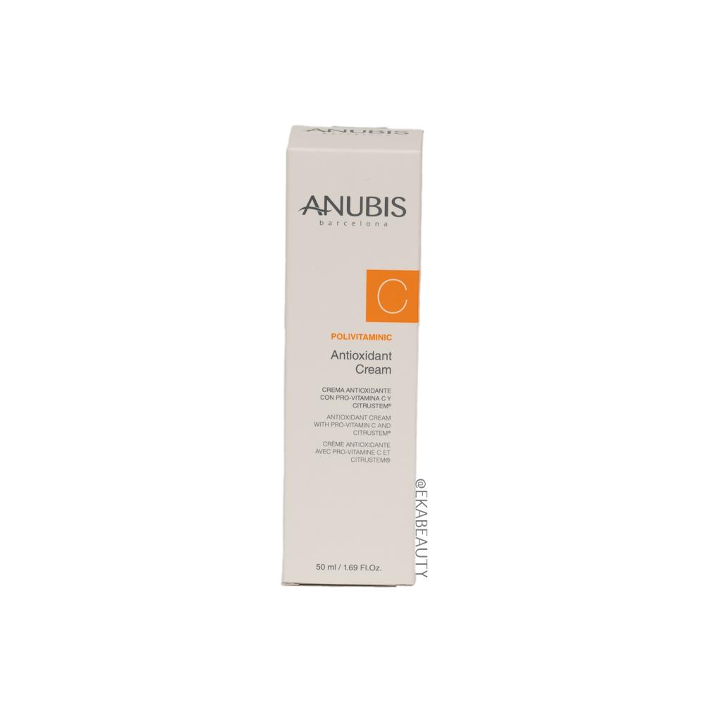 Крем Polivitaminic Antioxidant Cream ANUBIS Испания 50 мл(р) — фото №2
