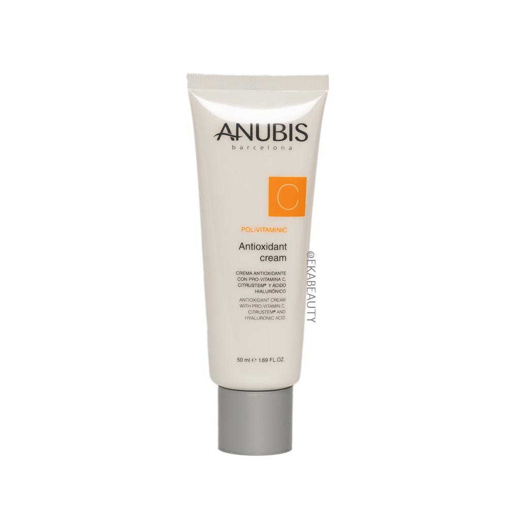 Крем Polivitaminic Antioxidant Cream ANUBIS Испания 50 мл(р) — фото №1