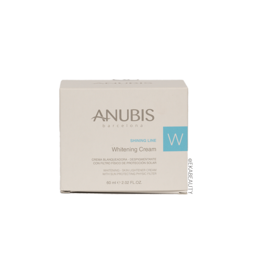 Крем Shining Line Whitening Cream  60 мл ANUBIS Испания — фото №2