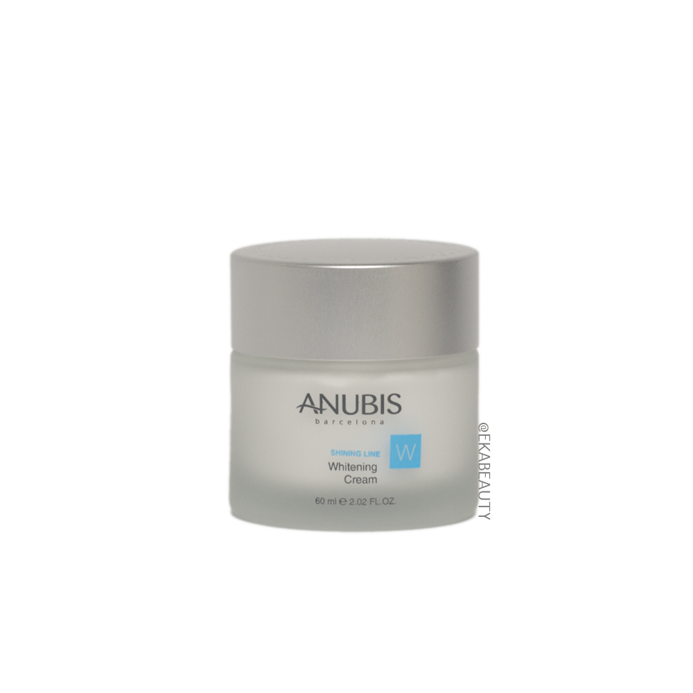 Крем Shining Line Whitening Cream  60 мл ANUBIS Испания — фото №1