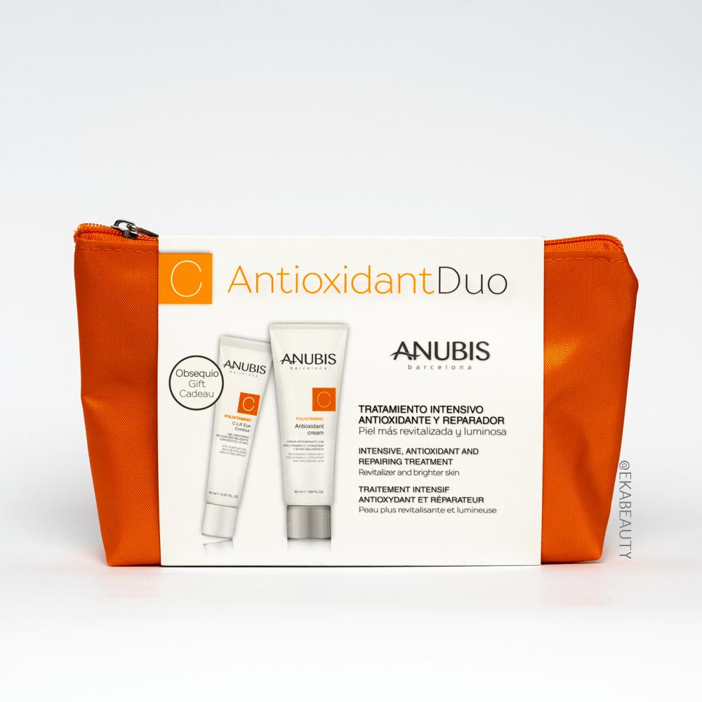 Набор Antioxidant Duo ANUBIS Испания — фото №4