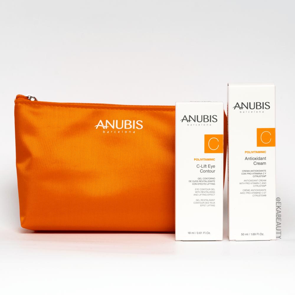 Набор Antioxidant Duo ANUBIS Испания — фото №3