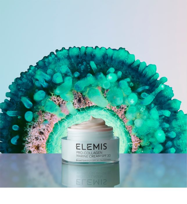 Крем Pro-Collagen Marine SPF 30 0252 Elemis Англия 50 мл(р) — фото №2