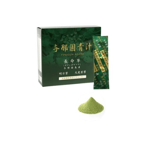 Аодзиру пищевая добавка (витамин В6) Yonaguni Aoju Япония 1 уп(р) — фото №2