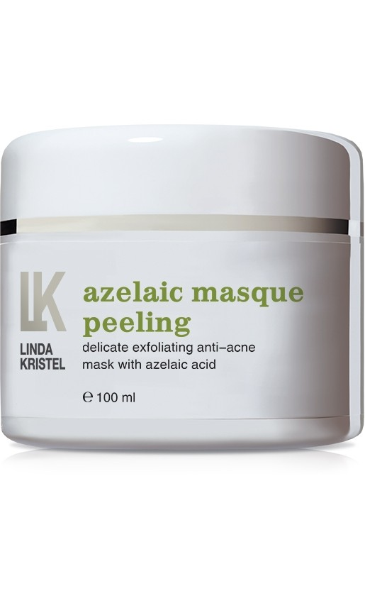 Маска Azelaic Masque Peeling 100 мл Linda Kristel Италия — фото №1