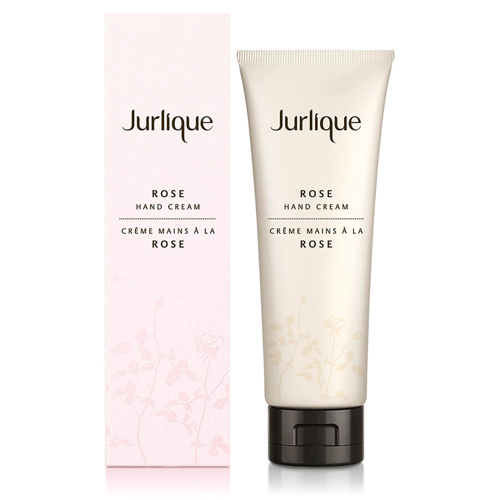 Питательный крем для рук Rose Hand Cream Jurlique Австралия 125 мл(р) — фото №1