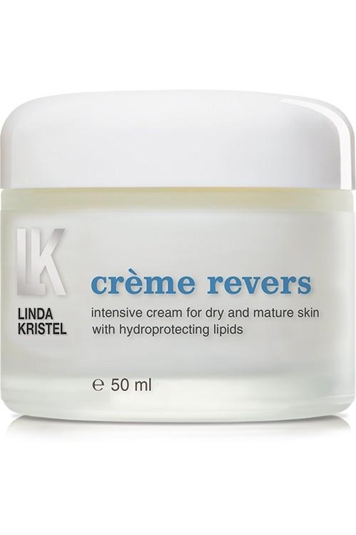 Крем Creme Revers антивозрастной для сухой кожи Linda Kristel Италия 50 мл(р) — фото №1