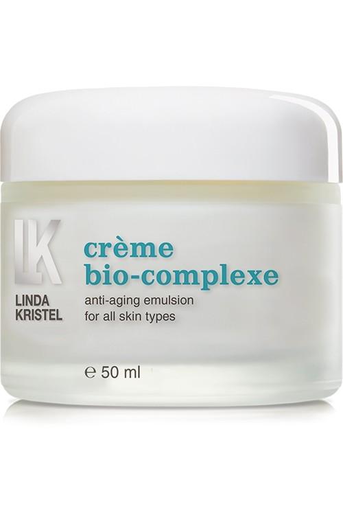 Крем Creme Bio-Complexe для интенсивного омоложения Linda Kristel Италия 50 мл(р) — фото №1
